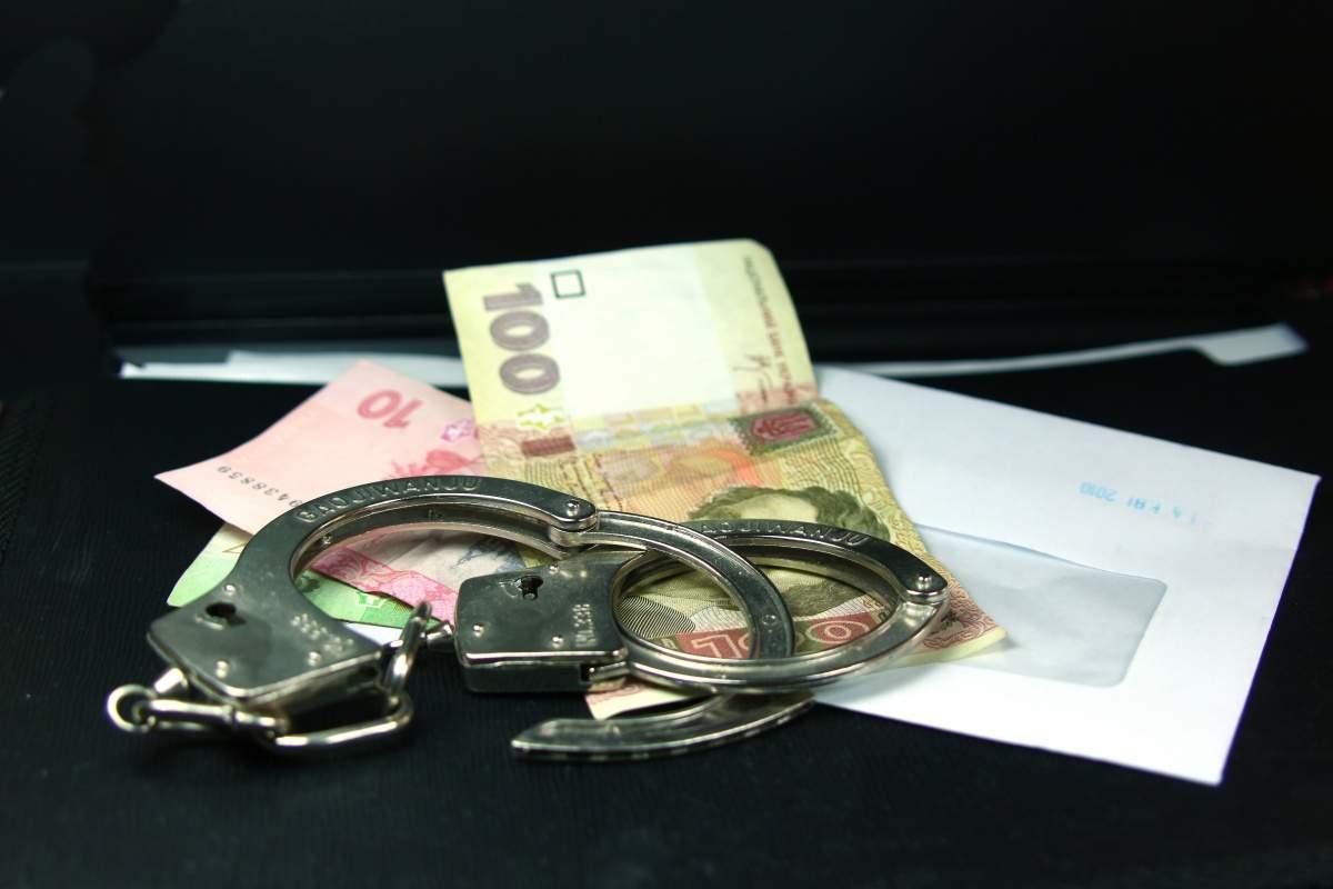 В Одесской области задержали прокурора-взяточника