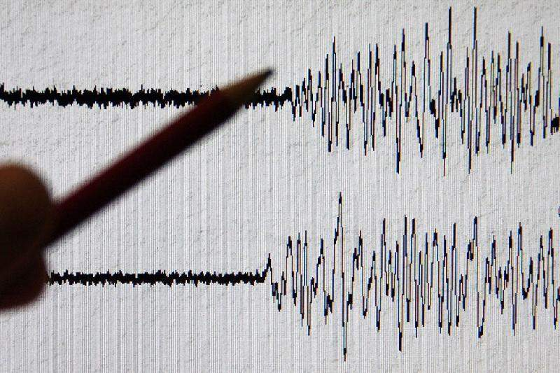 В Турции зафиксировали новое мощное землетрясение