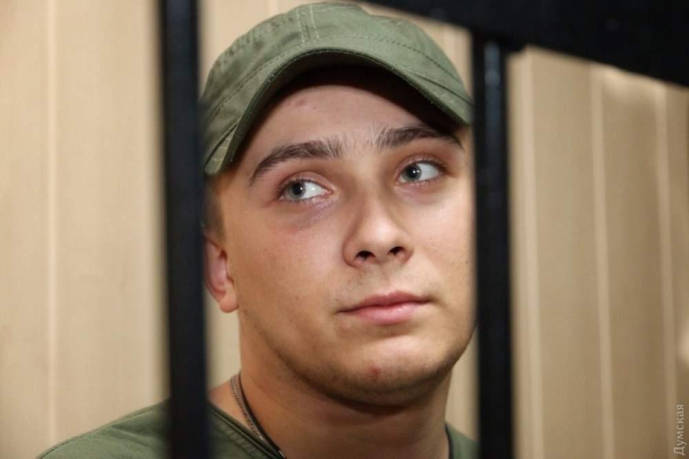 Экс-лидер одесского «Правого сектора» попросил помощи в сборе средств для залога