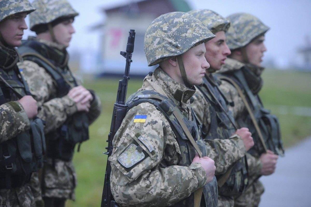 В Киевской области офицер нанес травму военному срочной службы