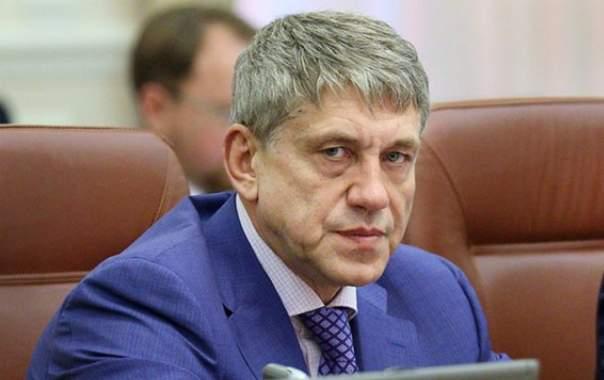 В ВР направлено постановление о снятии с должности министра энергетики Насалика