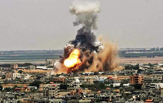 Израиль нанёс удары по территории Сирии