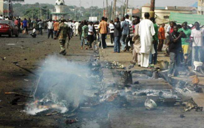 На северо-востоке Нигерии террористки устроили кровавый теракт: есть погибшие (фото)