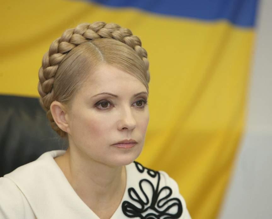 Тимошенко намерена устроить акцию протеста у стен парламента