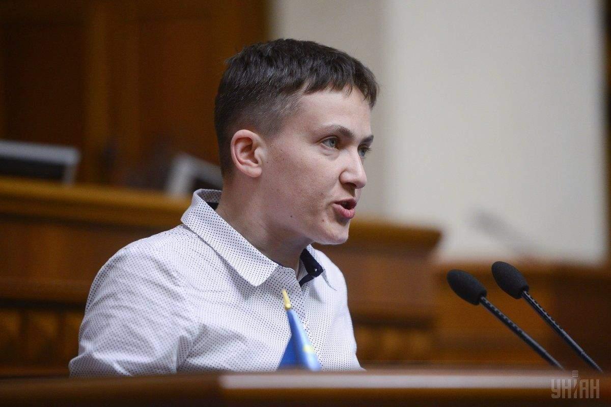 «Политикам нужно быть осторожными в своих словах»: Савченко поддержала телеканал «NewsOne» (видео)