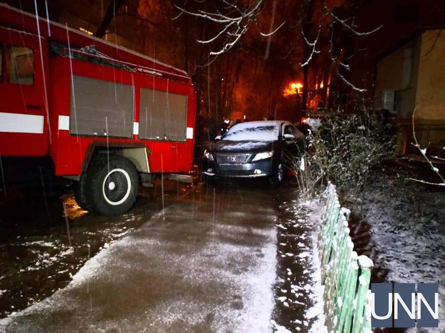 В Харькове сотрудника полиции подорвали в собственном автомобиле (фото)