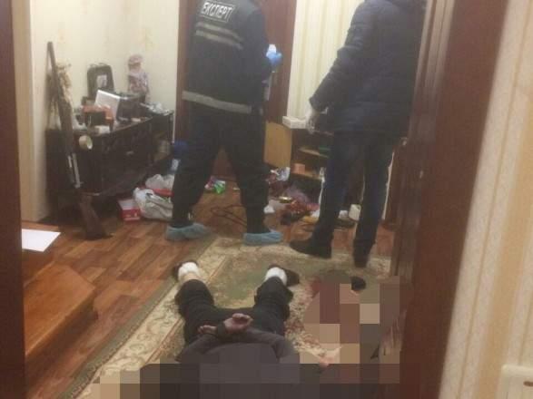 Жуткое убийство в Донецкой области: погибших связывали (фото)