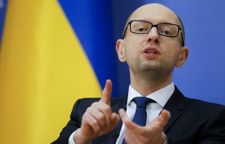 Яценюк назвал три главные формулы антикоррупционной борьбы