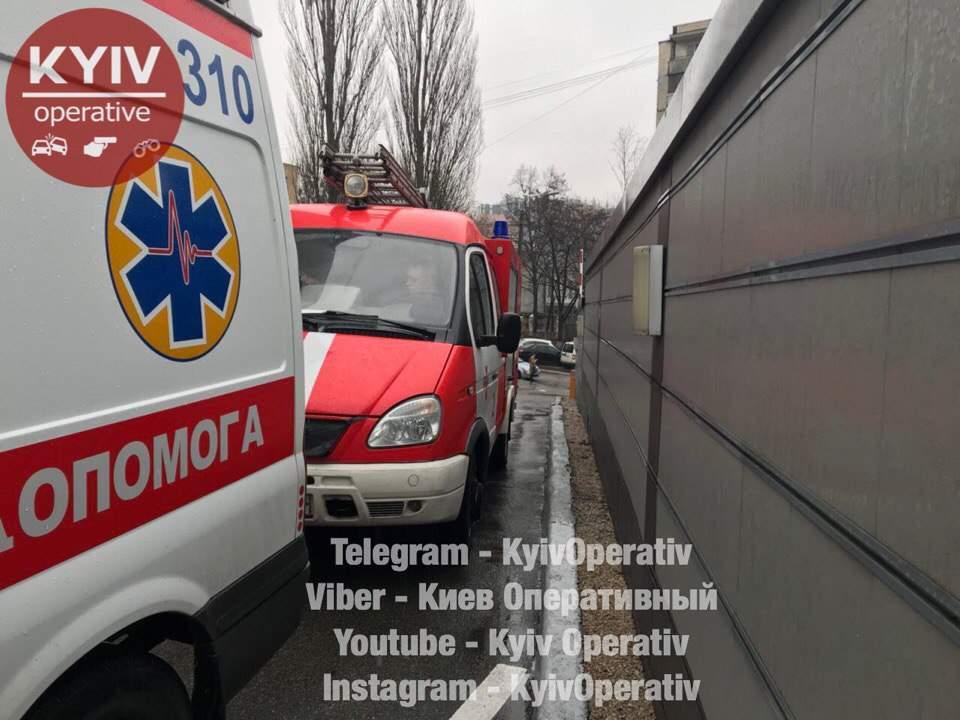 Информация о минировании суда в Киеве не подтвердилась