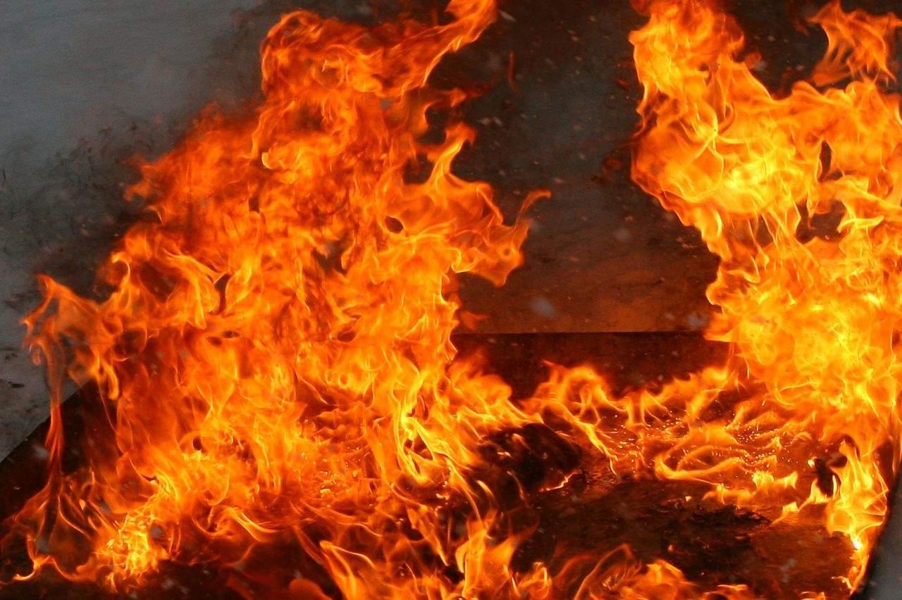 Харьковчанин сгорел в собственном доме