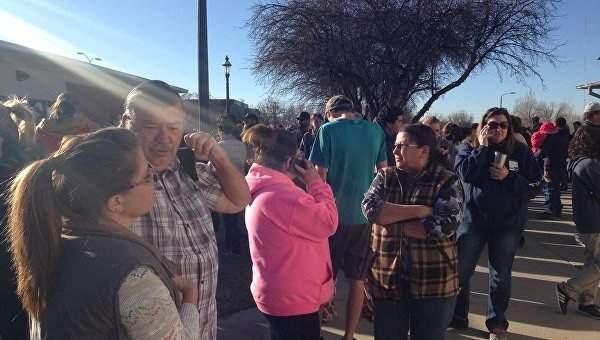 В одной из школ Нью-Мексико произошла стрельба. Есть погибшие