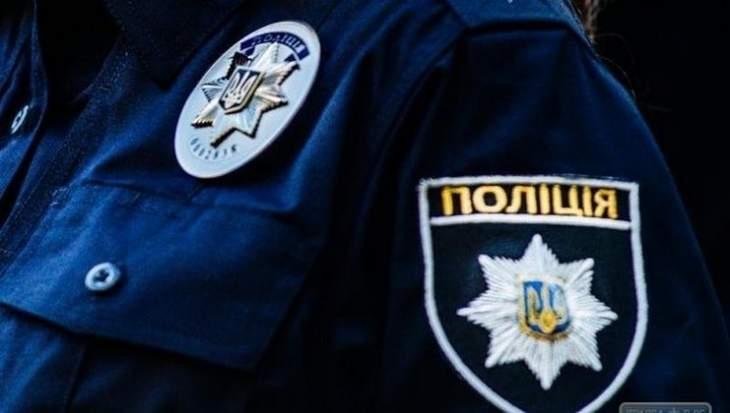 В Киеве вандалы повредили аллею памяти воинов АТО