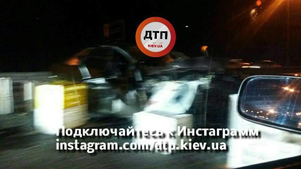 В столице произошла кровавая авария (Фото)