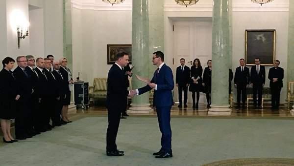 В Польше избрали нового премьер-министра
