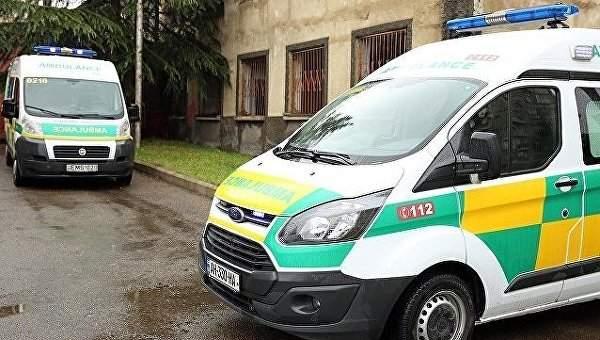 В Батуми произошел взрыв в жилом доме. Есть пострадавшие