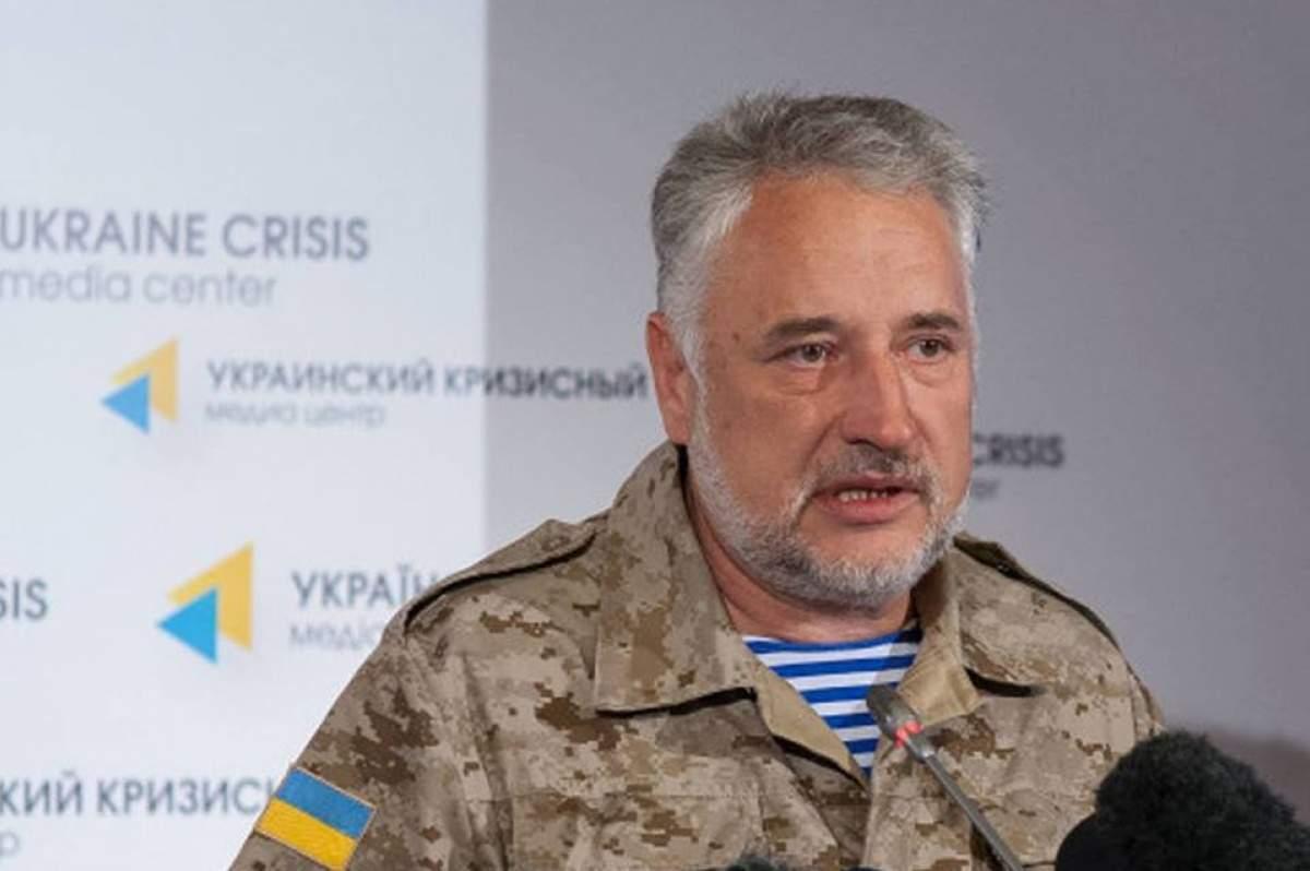 Жебровский сообщил об обстреле Авдеевки из «Градов»
