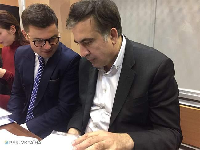 Тимошенко готова взять на поруки задержанного Михаила Саакашвили