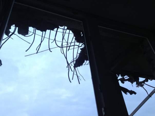 Штаб АТО сообщил о последствиях обстрела населенного пункта на Донбассе