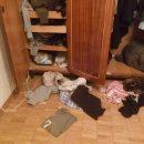 Украинский волонтер стал жертвой столичных грабителей (Фото)