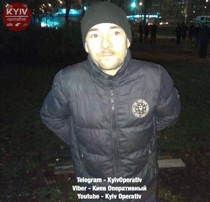 В Киеве задержаны