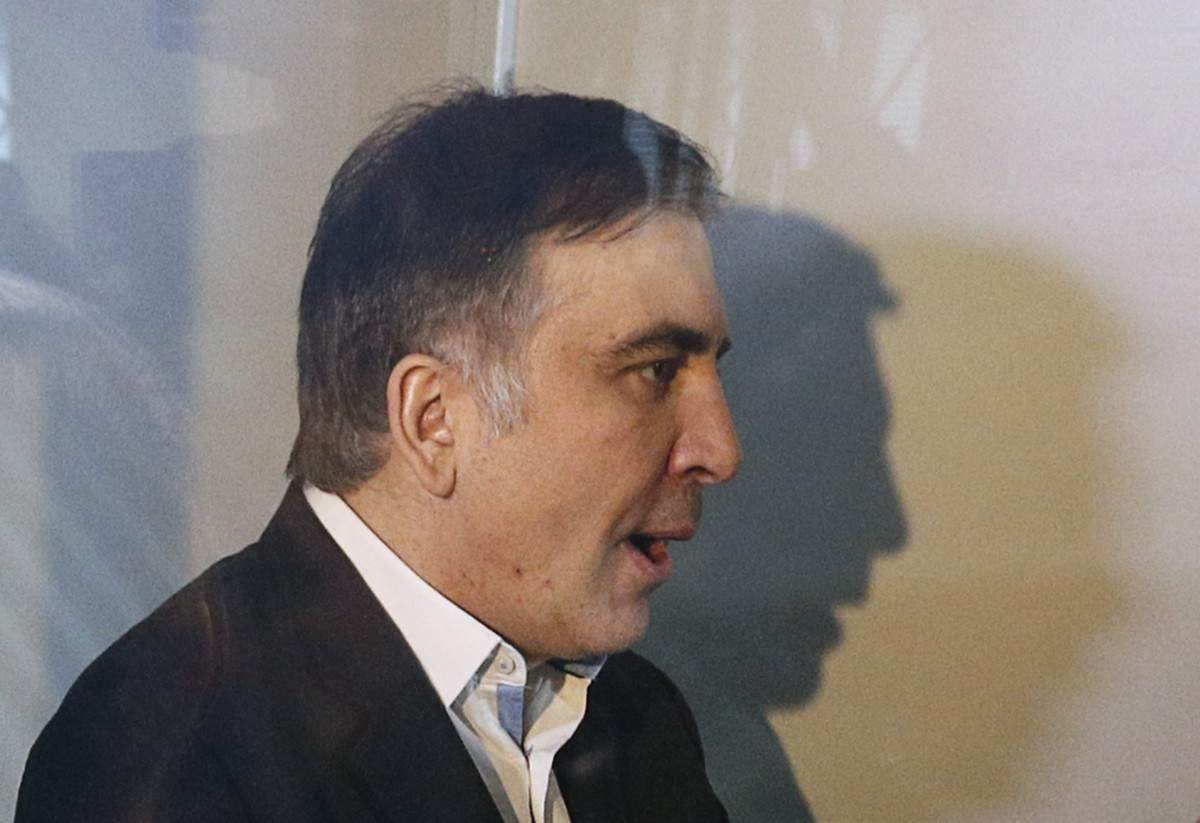 Саакашвили могут
