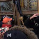 Нацполиция открыла уголовное дело из-за ситуации вокруг Октябрьского дворца