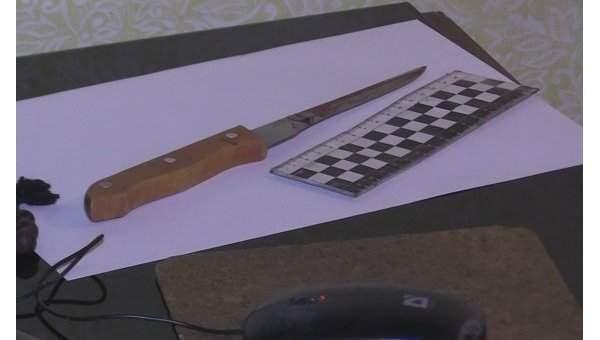 В Печерском районе Киева обнаружен труп мужчины с ножевыми ранениями