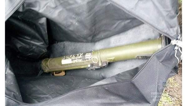 Правоохранители изъяли у жителя Кривого Рога гранатомет и боеприпасы