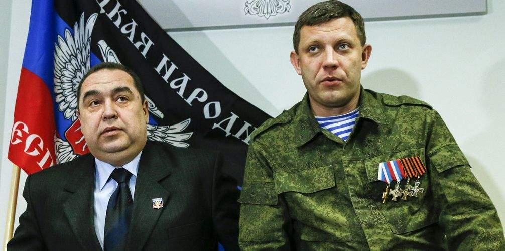 Семенченко возмутился тем, что главы ЛНР и ДНР до сих пор являются гражданами Украины