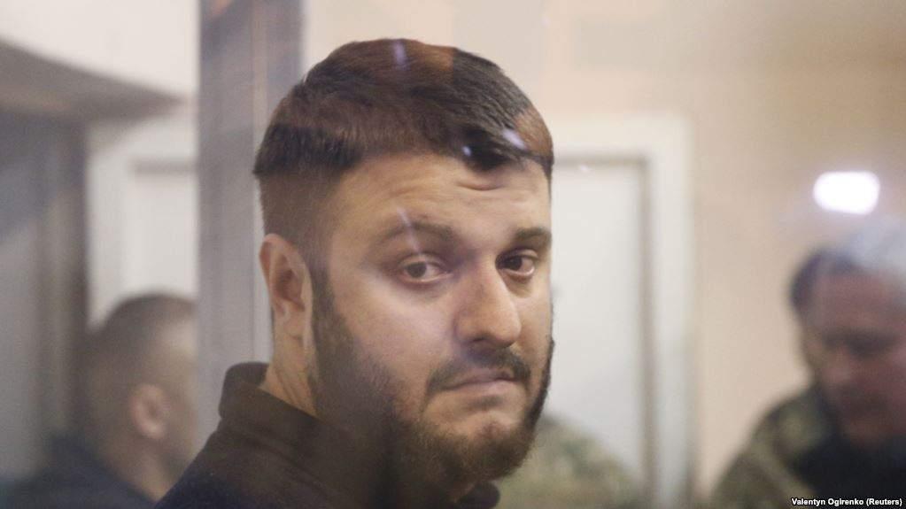 Апелляционный суд Киева снял арест с имущества сына главы МВД