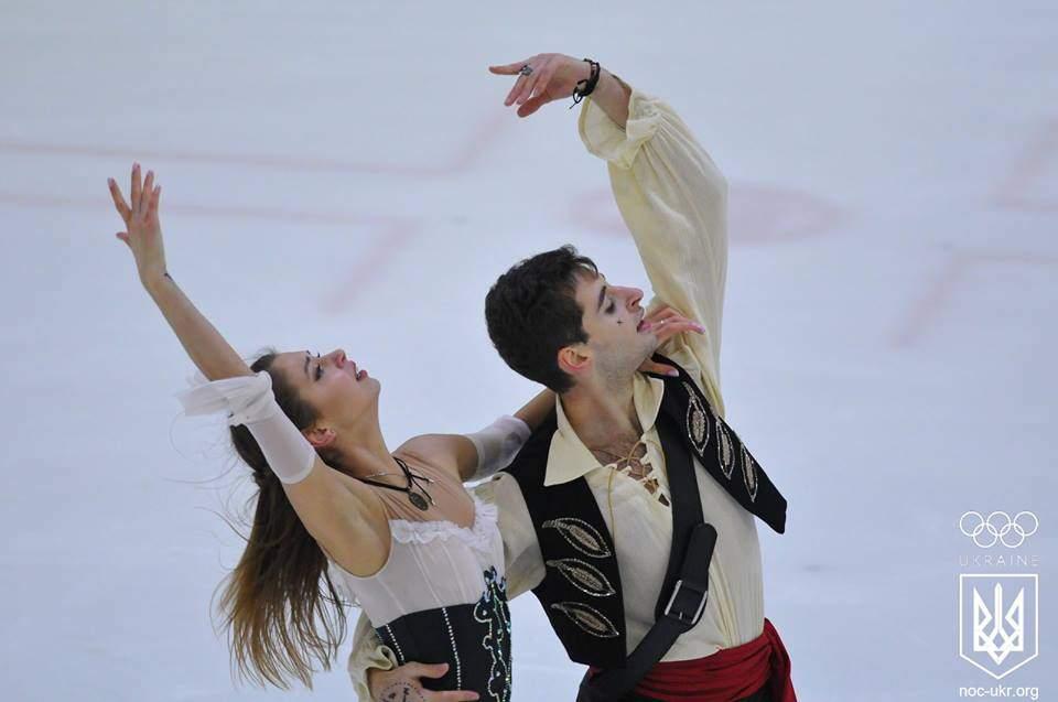 В столице отобрали лучших фигуристов для участия в зимней олимпиаде (Фото)
