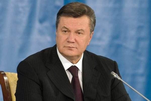 Швейцария продлила арест активов экс-президента Украины