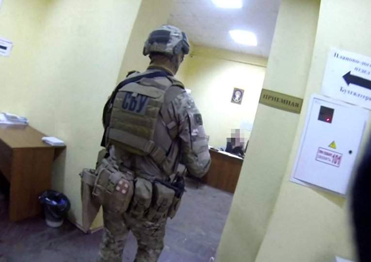 Подполковник СБУ передавал служебную информацию представителям РФ