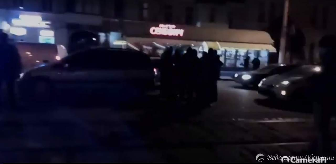 Скандал в Одессе: автомобилисты