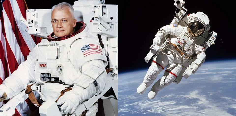 Ушел из жизни легендарный космонавт, совершивший первый свободный полет в открытом космосе