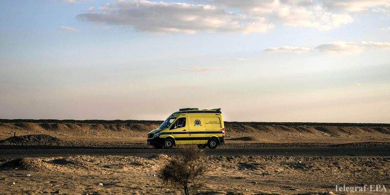 В Египте во время страшного ДТП погибли 13 человек