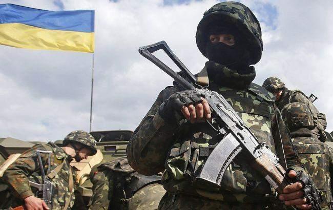 В зоне АТО в результате обстрела погиб военнослужащий ВСУ