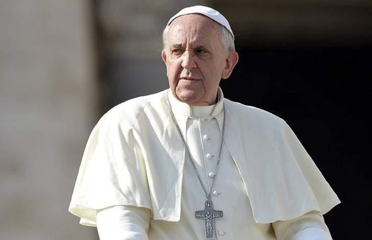 Папа Римский в своей рождественской речи призвал освободить всех заложников