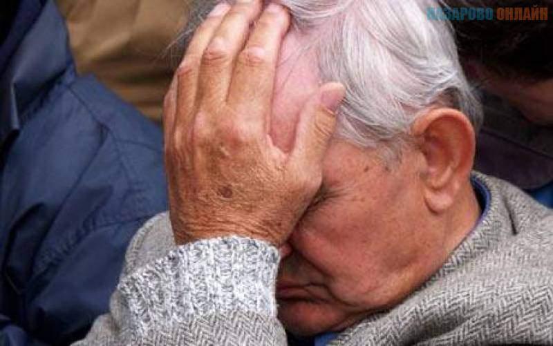 В Одессе просто на улице у пенсионеров выманивают деньги