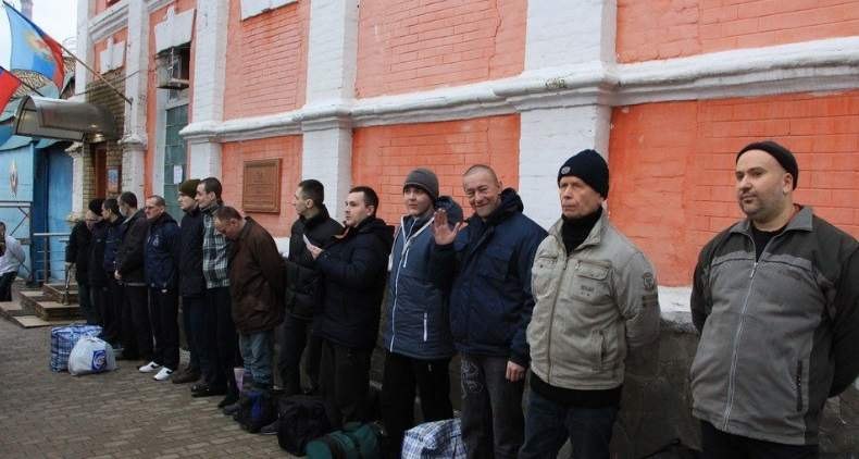 Обнародовано видео с места обмена пленными с ЛДНР