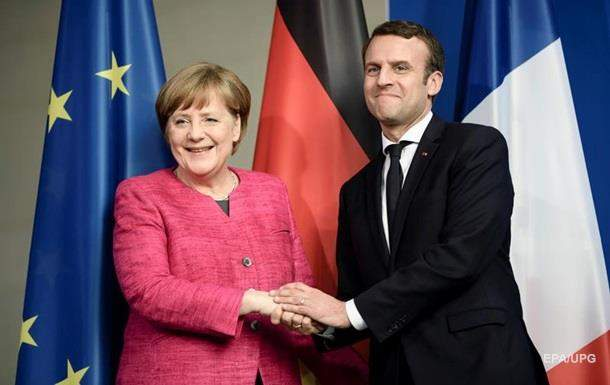 Канцлер ФРГ и президент Франции сделали заявление по поводу обмена пленными в Донбассе