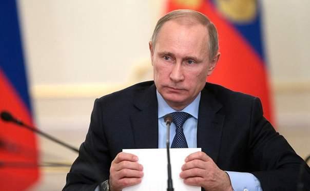 Российский президент взрыв в Петербурге назвал терактом