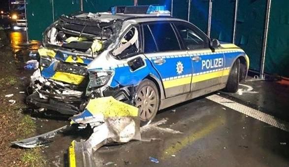 В Германии пьяный украинец устроил ДТП с пострадавшими (фото)