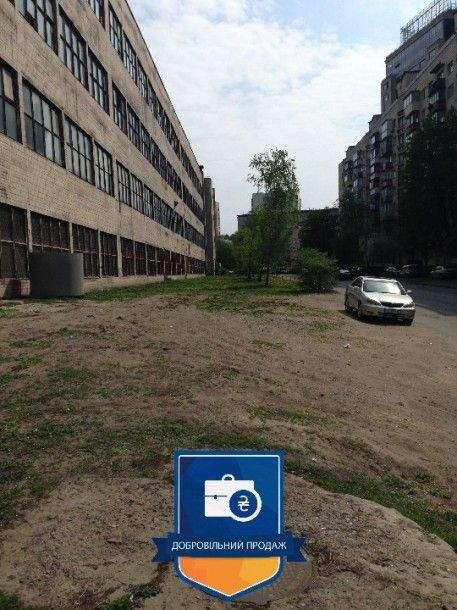 В Киеве участок завода