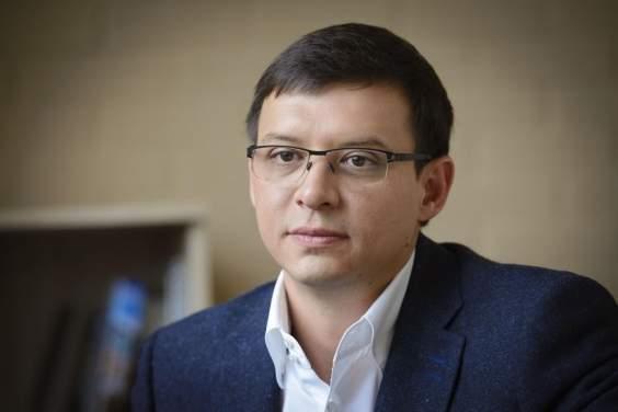 Украинский депутат обвинил Саакашвили в работе на Госдеп США