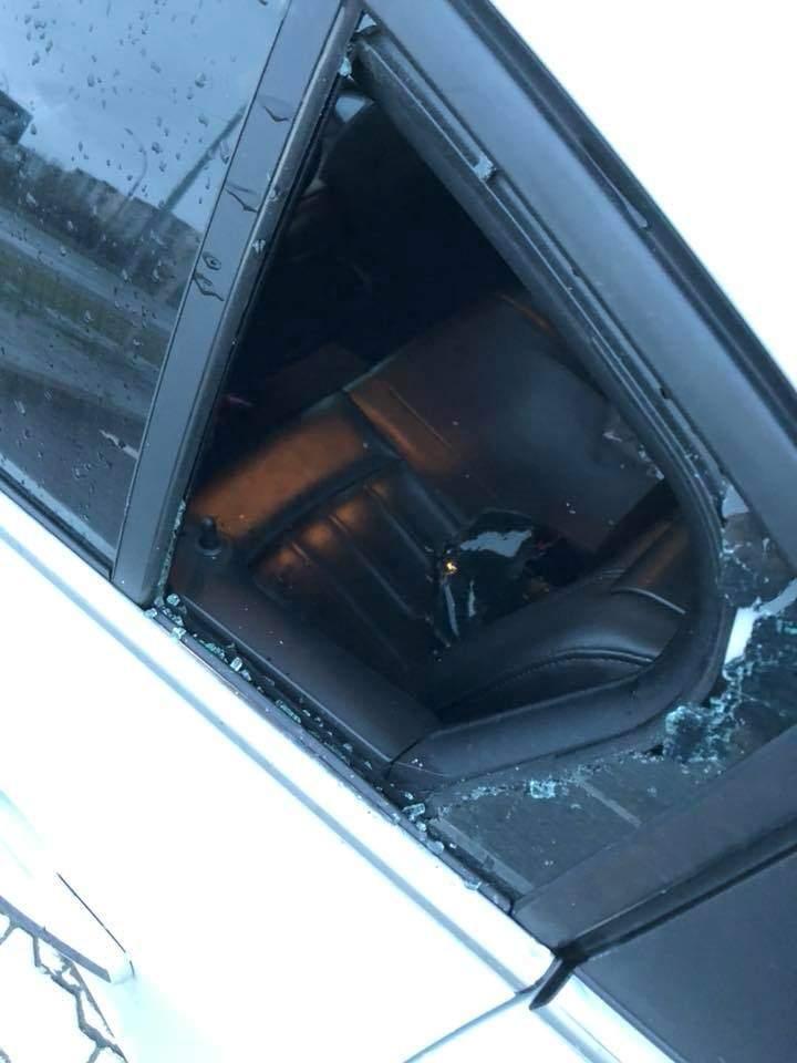Популярный украинский исполнитель пострадал от хулиганов (Фото)