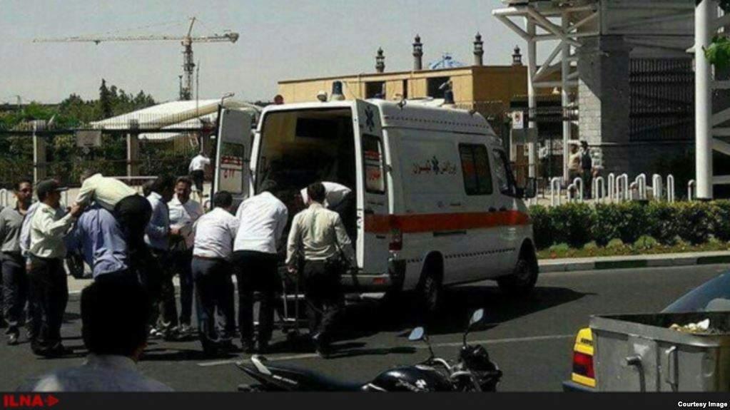 В Иране полиция расстреляла протестующих