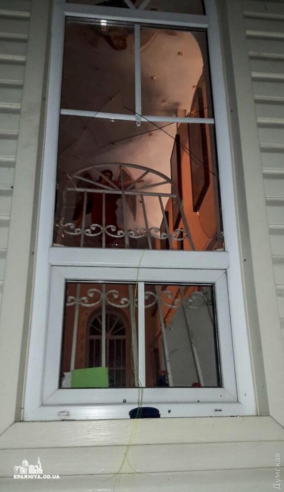 В Одесской области ограбили очередной православный храм УПЦ Московского патриархата