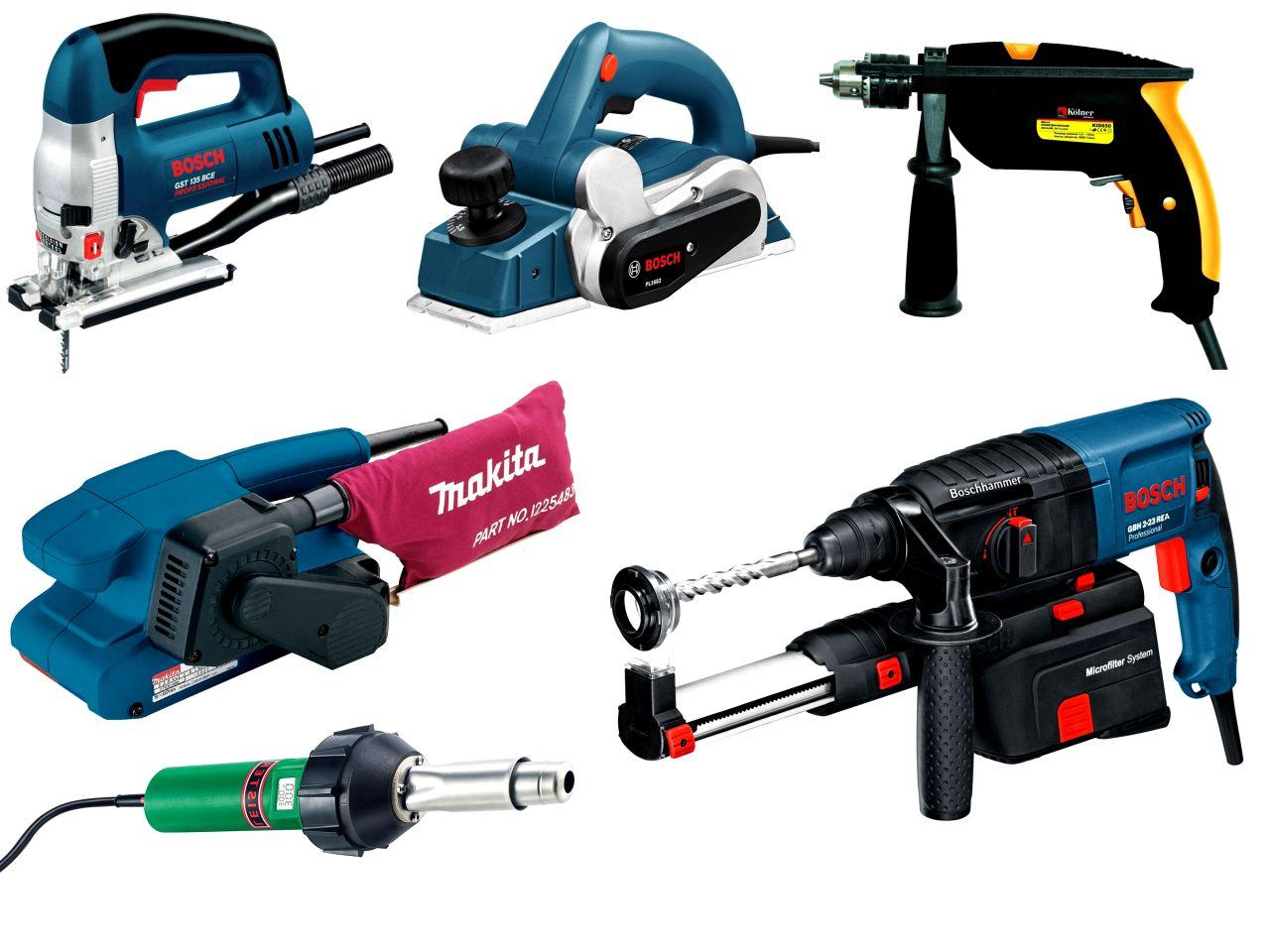 Инструменты и оборудование для каждого хозяина