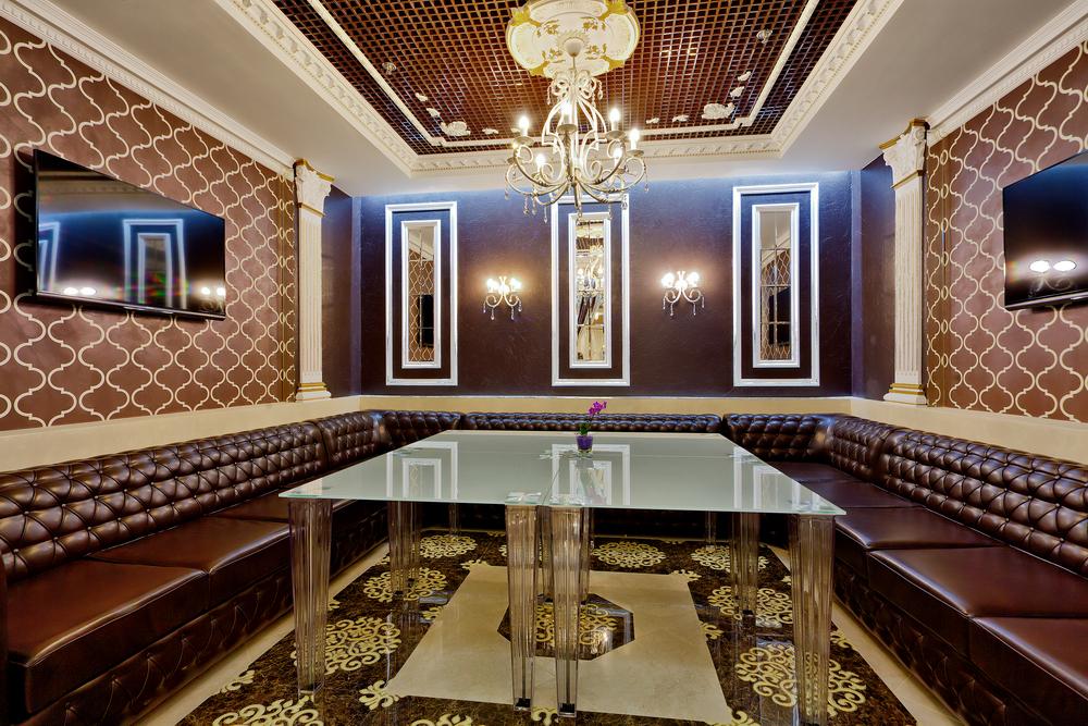 Банкет в ресторане «Подполиум»